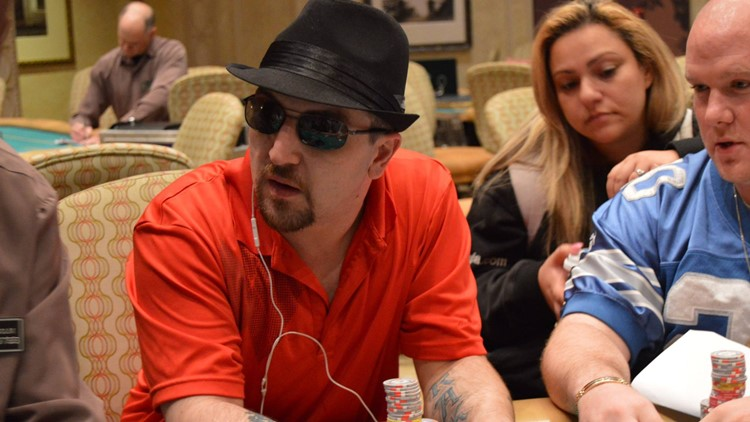 Kevin Roster WSOP poker player