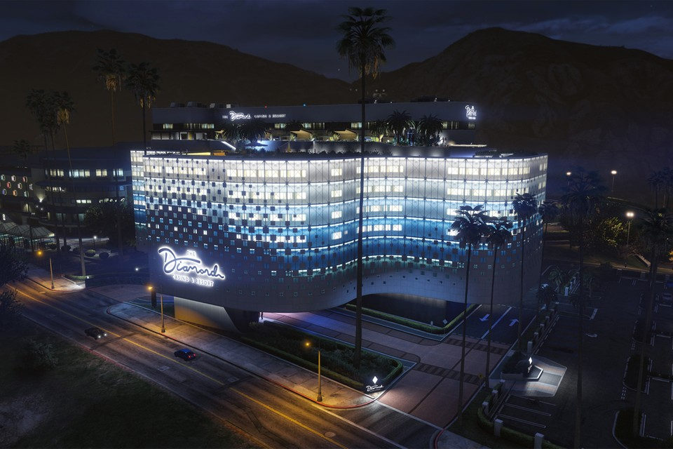Gta Online Casino Work
