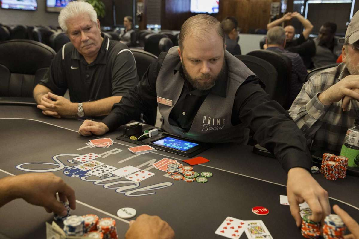 Houston poker clubs