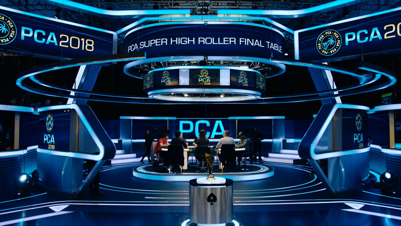 Pokerstars Pca