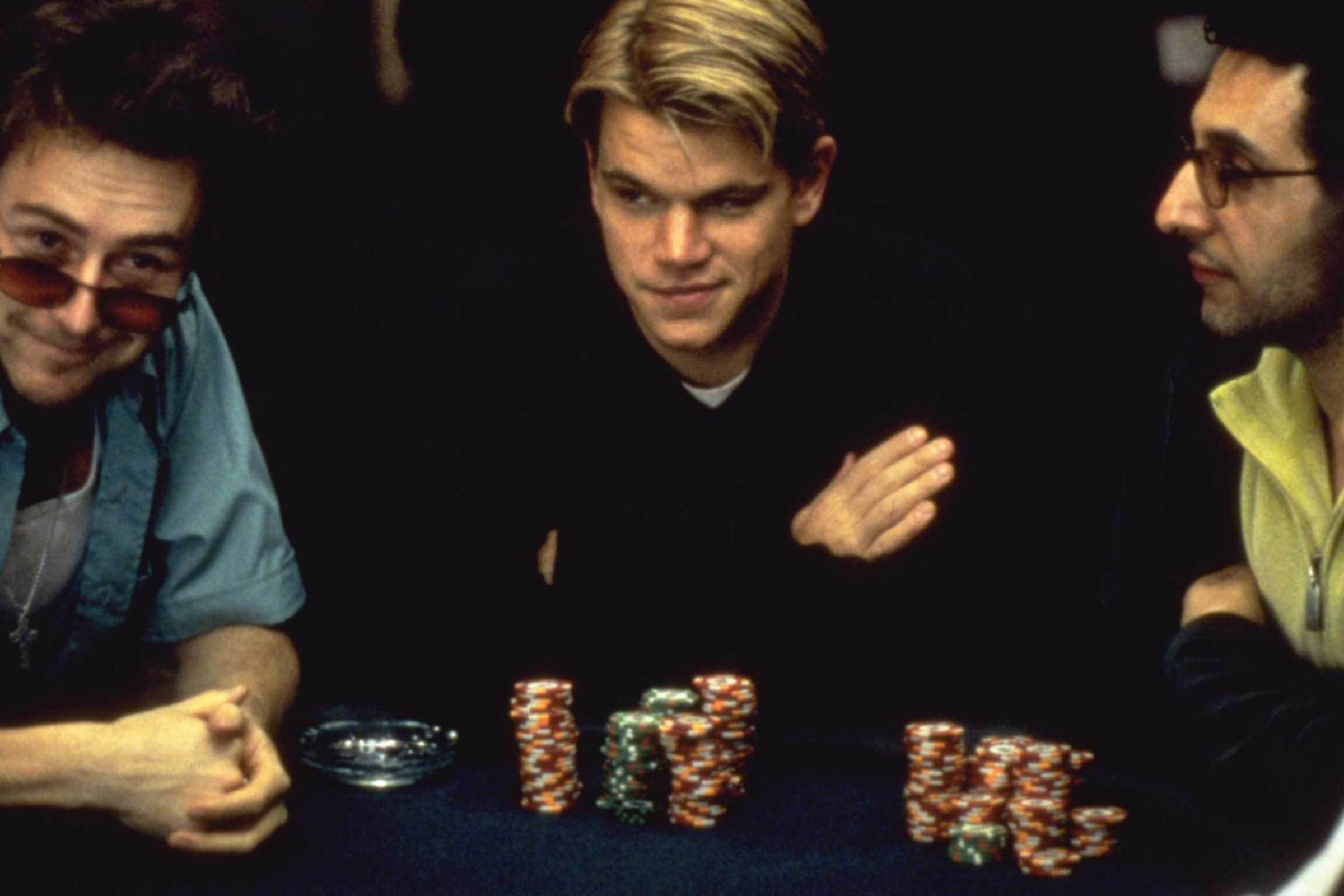 'Rounders' movie sequel poker