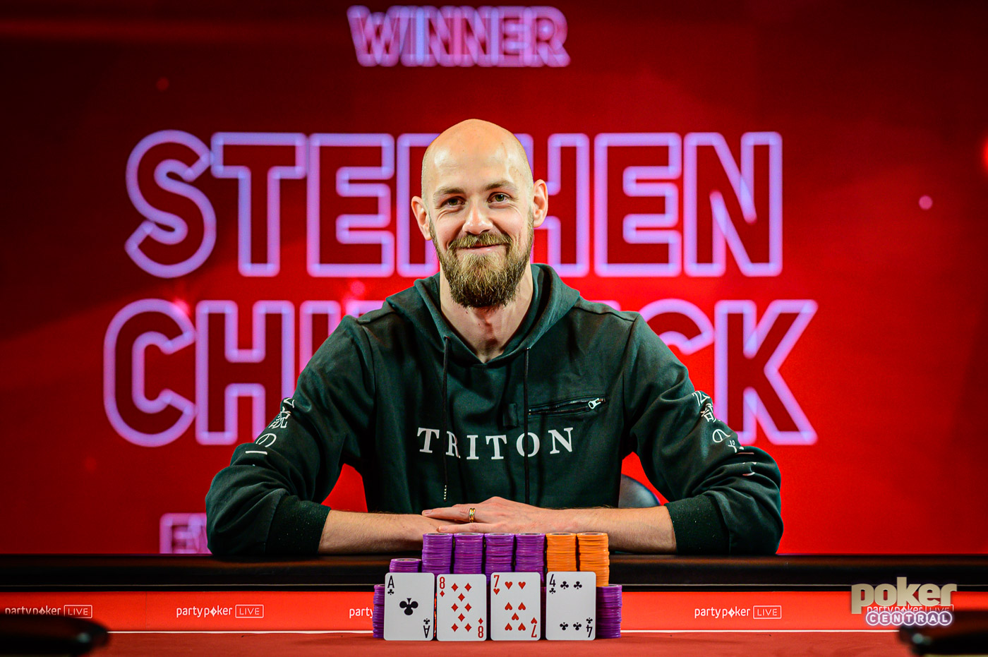Stephen Chidwick British Poker Open