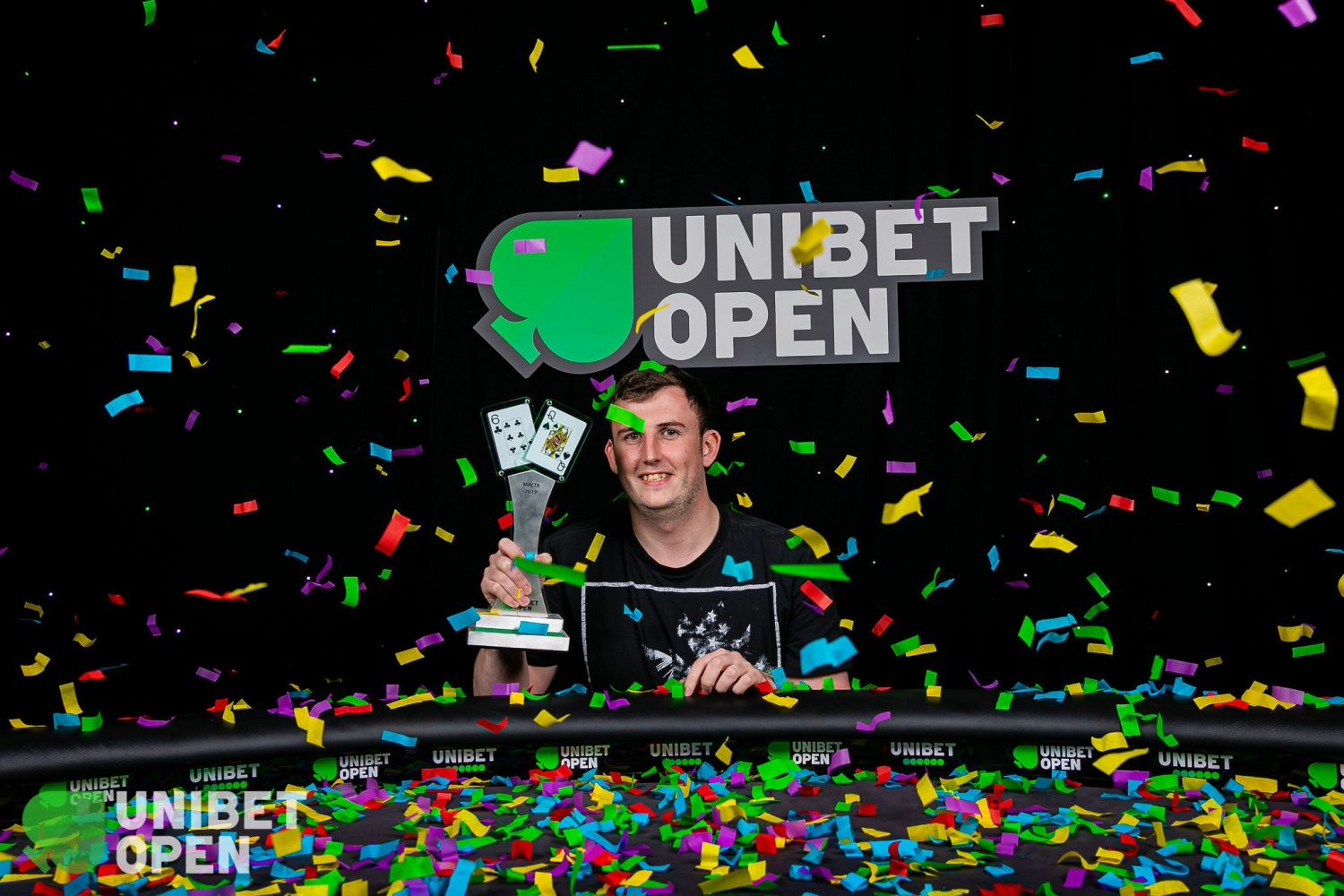 Alan Carr Unibet Poker Open winner
