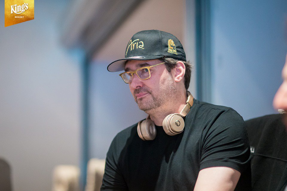 Phil Hellmuth WSOPE poker
