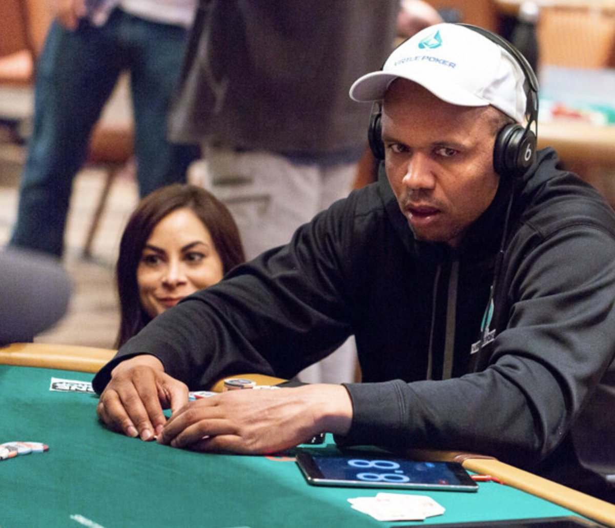 Phil Ivey Heating Up at WSOP Europe, Bags €25,500 Platinum High Roller Chip Lead