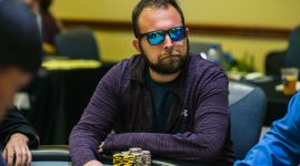 WPT Bestbet Bounty Scramble Reaches Final Table, Joe McKeehen Out in 9th