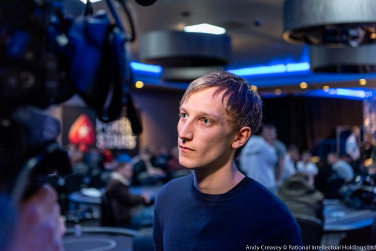 Oliver Hutchins PokerStars Platinum Pass