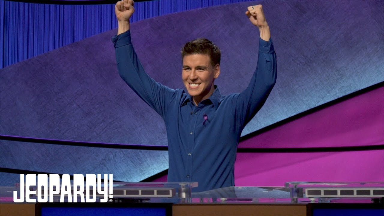 James Holzhauer Jeopardy poker