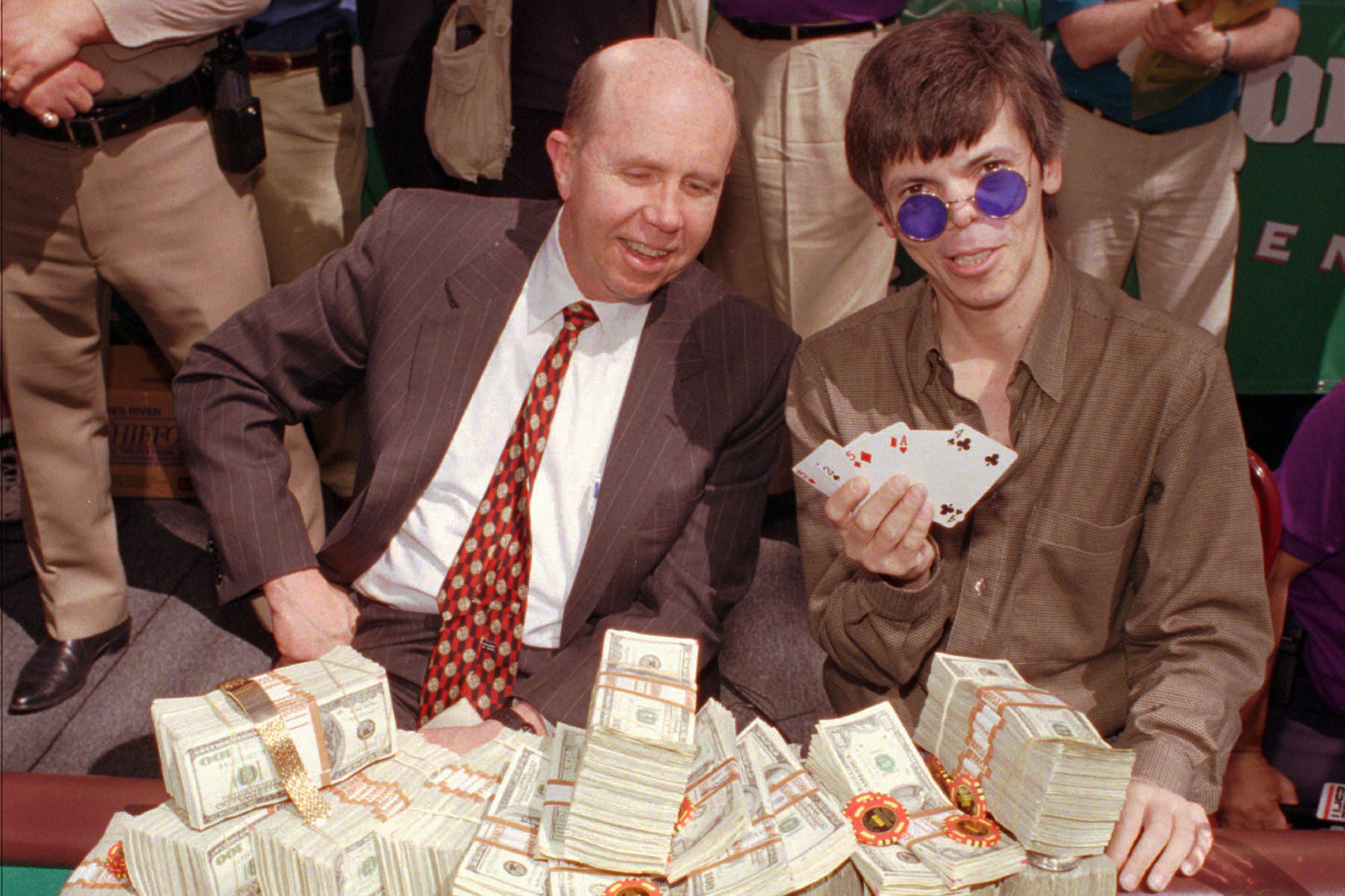 Stu Ungar death poker