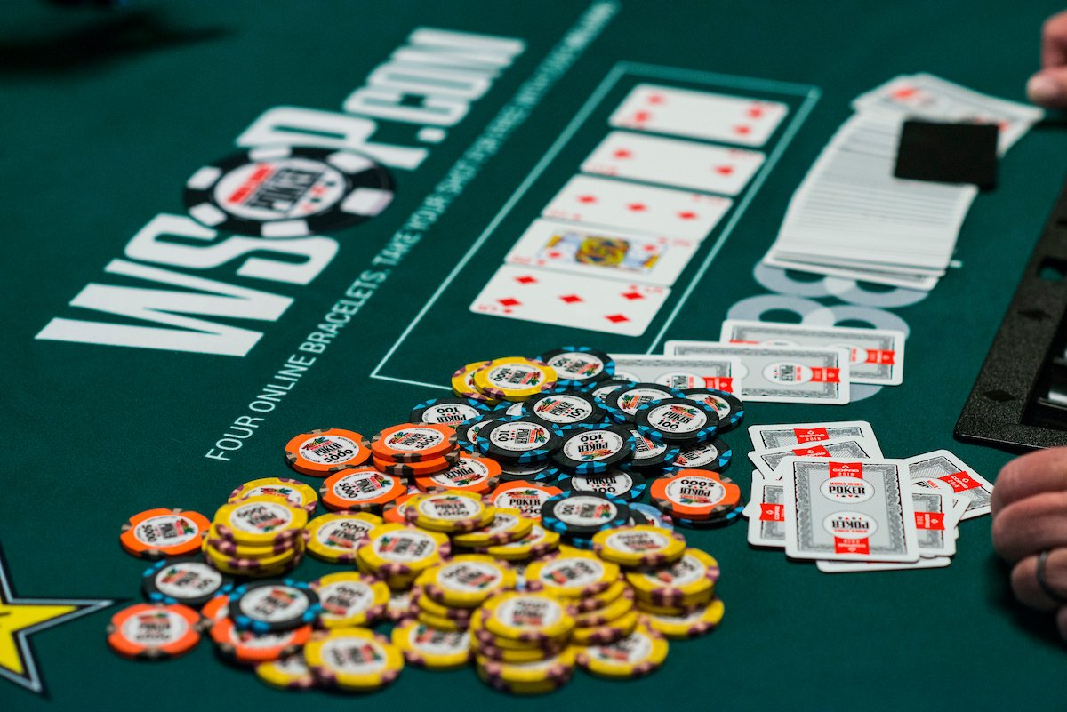 2020 WSOP schedule poker