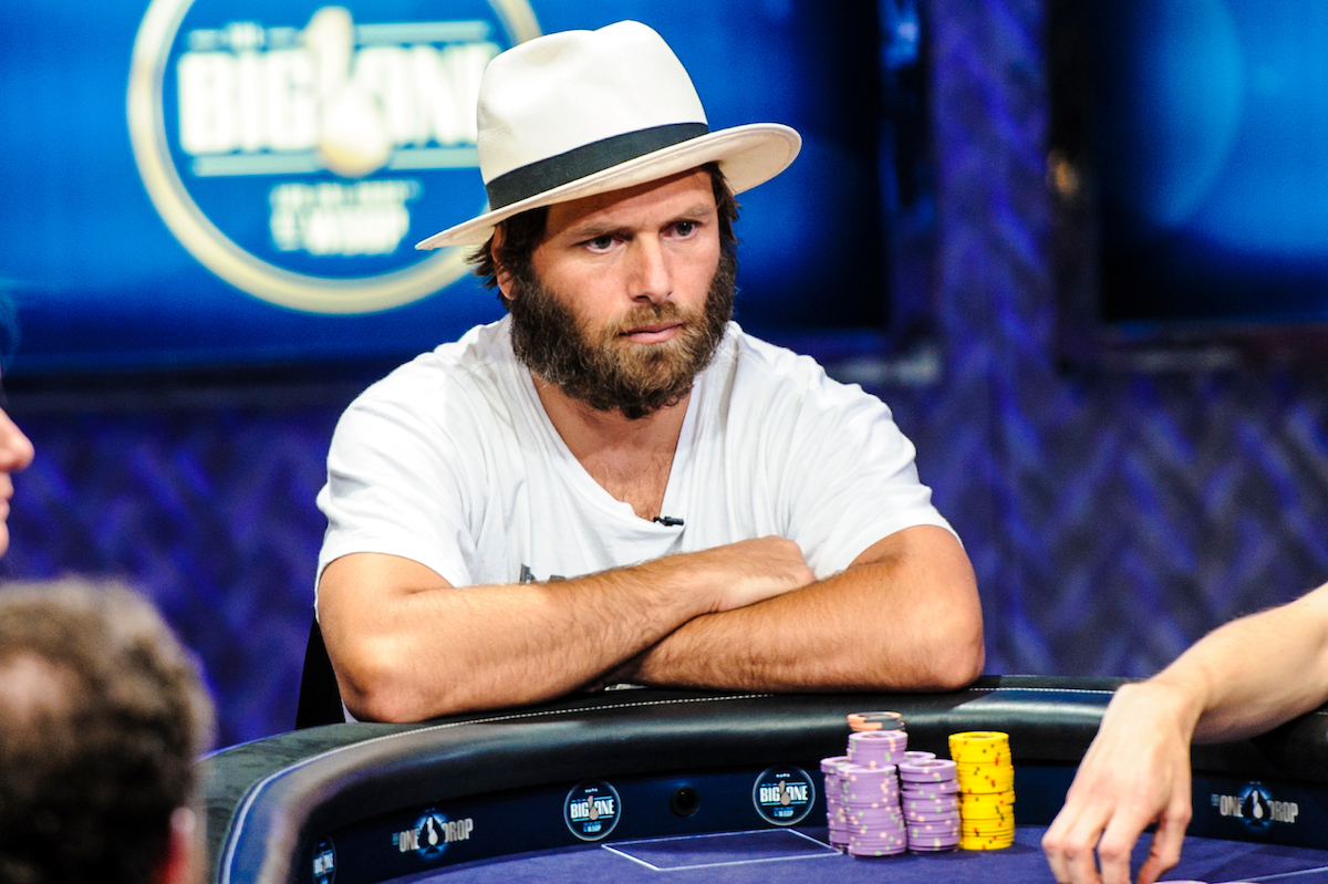 Rick Salomon poker debt