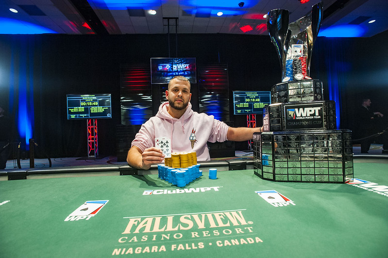 Wpt Fallsview 2021