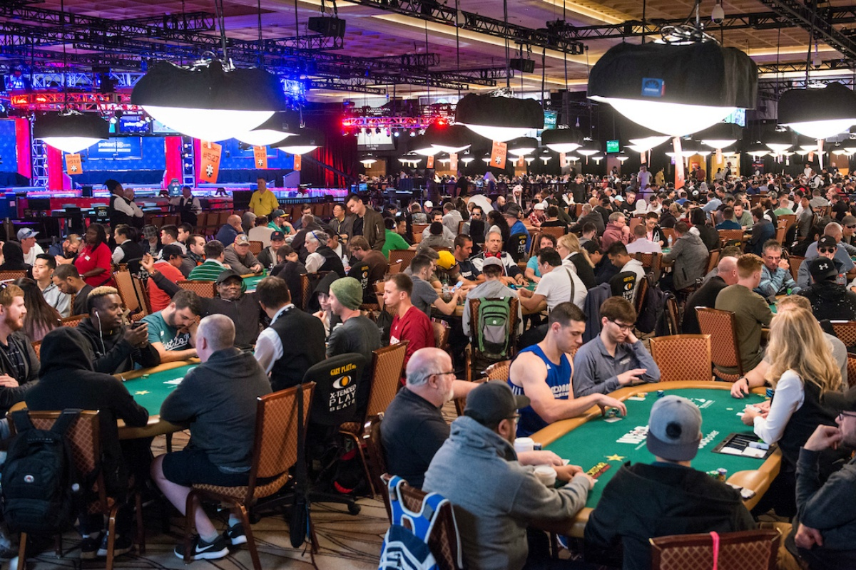 2020 WSOP cancellation poker
