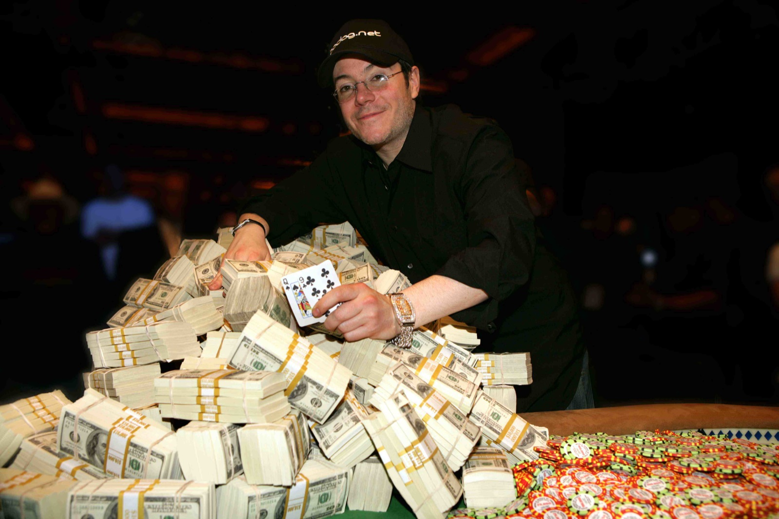 Jamie Gold 2006 WSOP Main Event