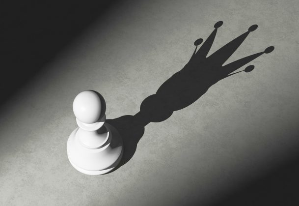 Pawn or King: Overestimating one's abilities is a key poker mistake