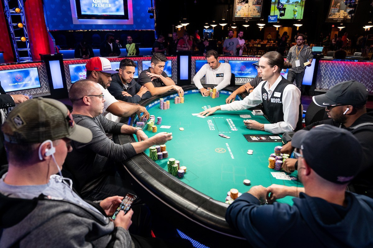 2020 WSOP postponed poker