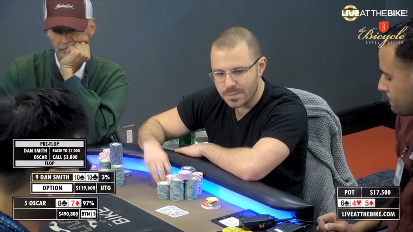 Flashback Friday LATB poker
