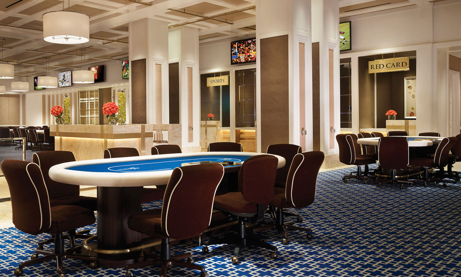 Las Vegas poker rooms Wynn