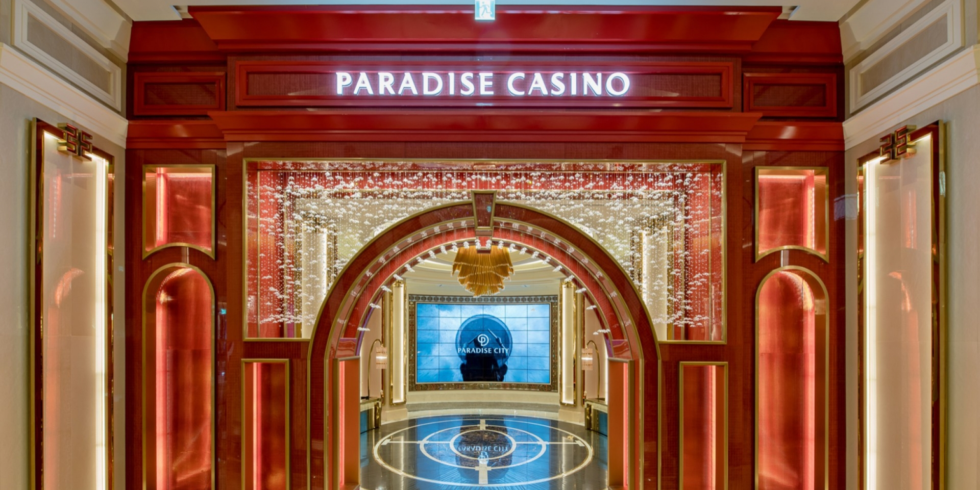 Paradise Casino, Incheon