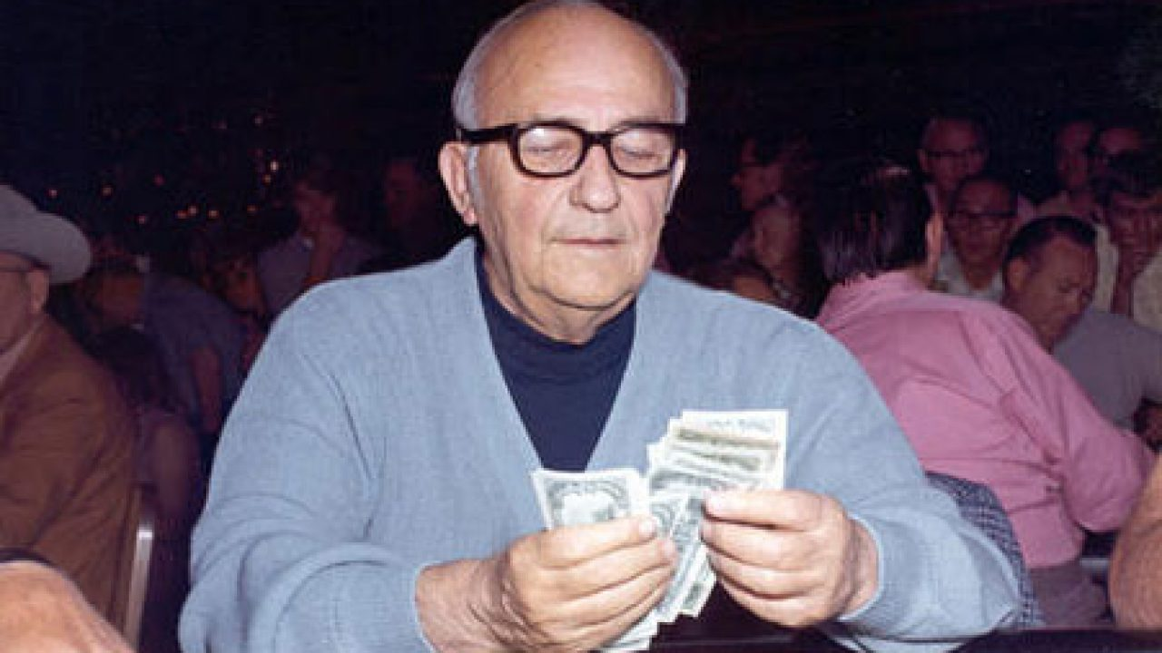 Johnny Moss WSOP