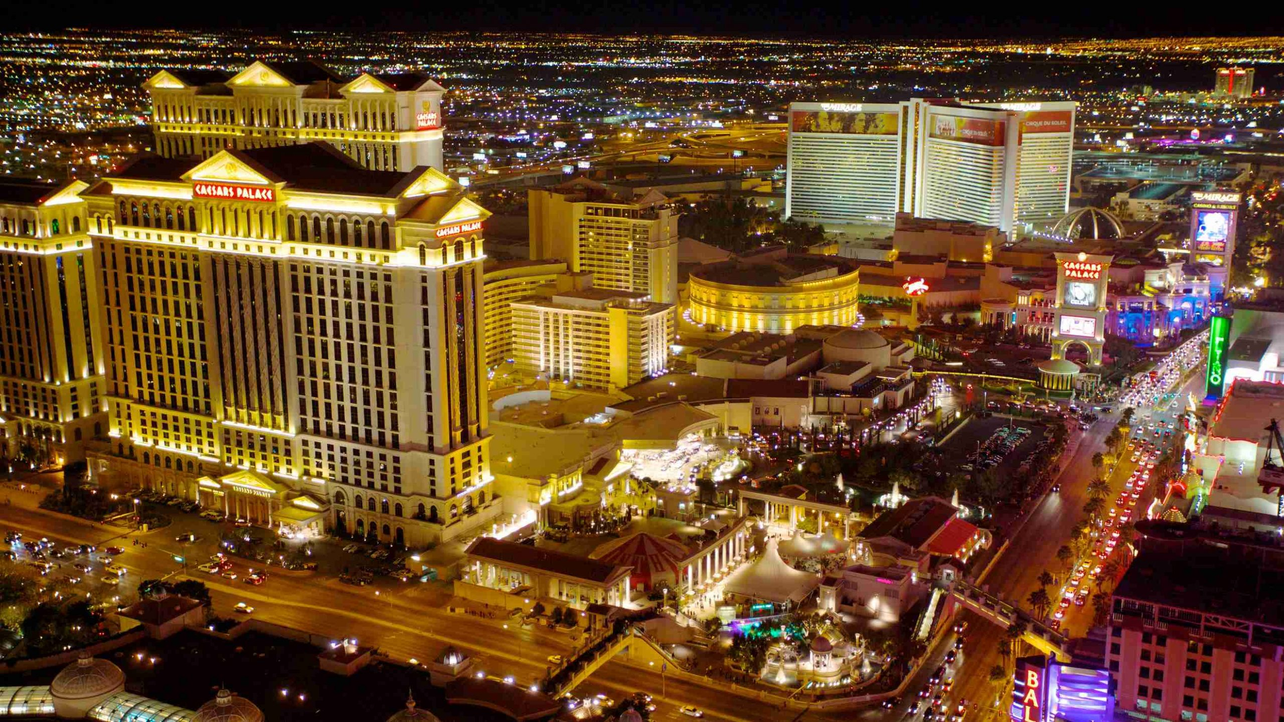 Las Vegas casinos reopening