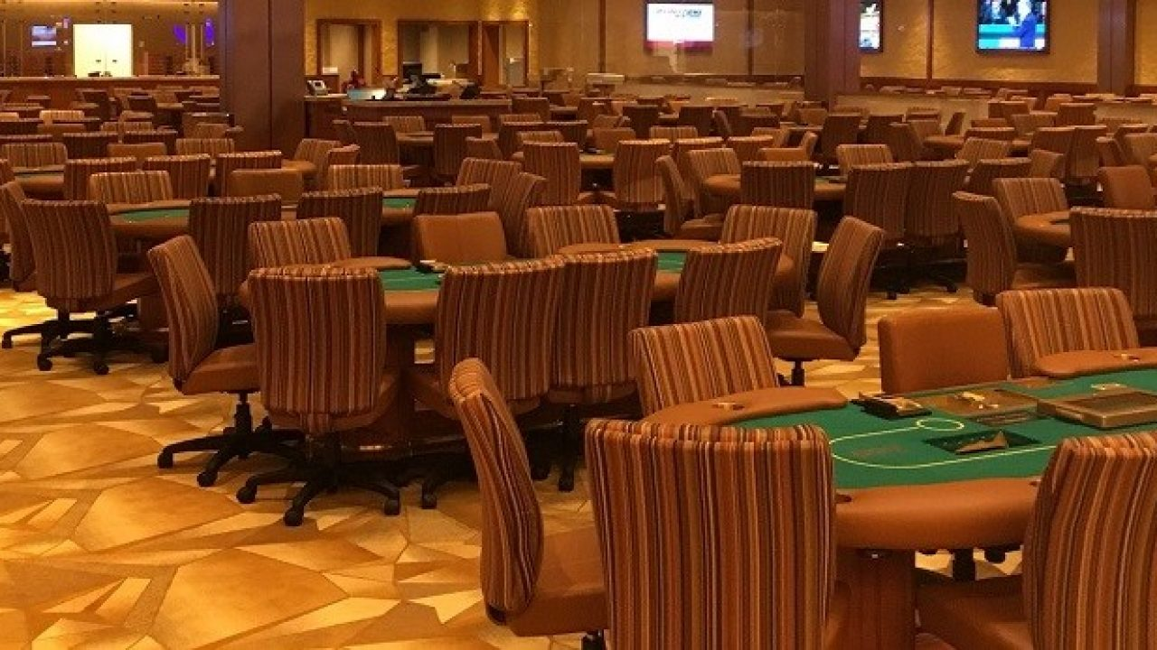 Pennsylvania poker rooms reopening