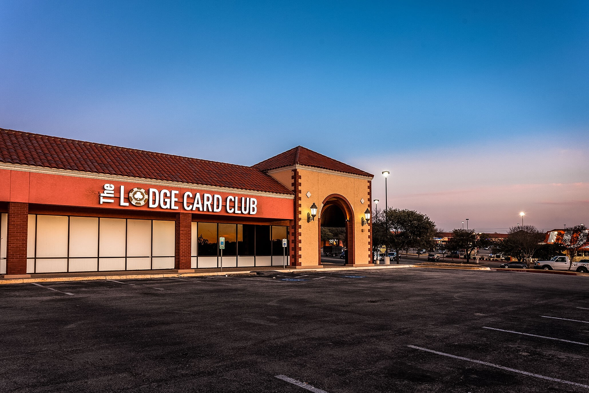 Texas poker room reopening