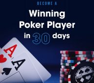 Winning Poker in 30 Days