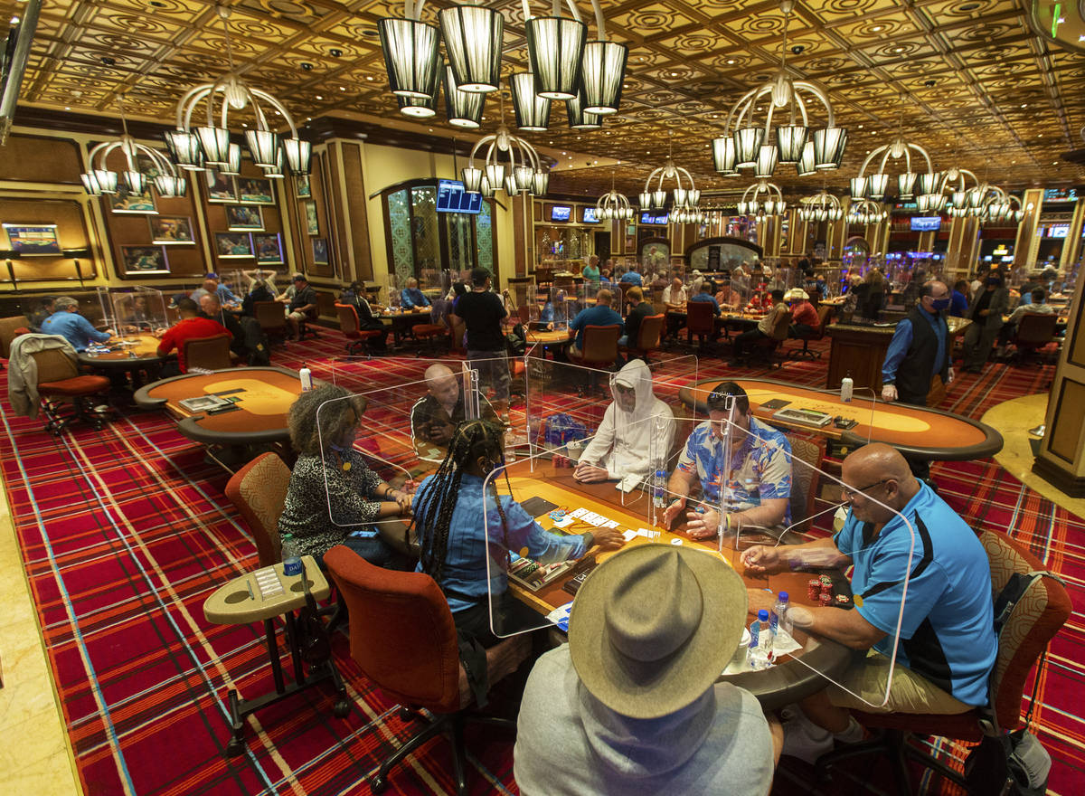 Bellagio's Six-Handed Poker Spurs Changes in Other Rooms
