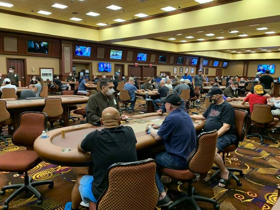 Las Vegas poker rooms South Point