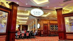 Las Vegas poker rooms reopening