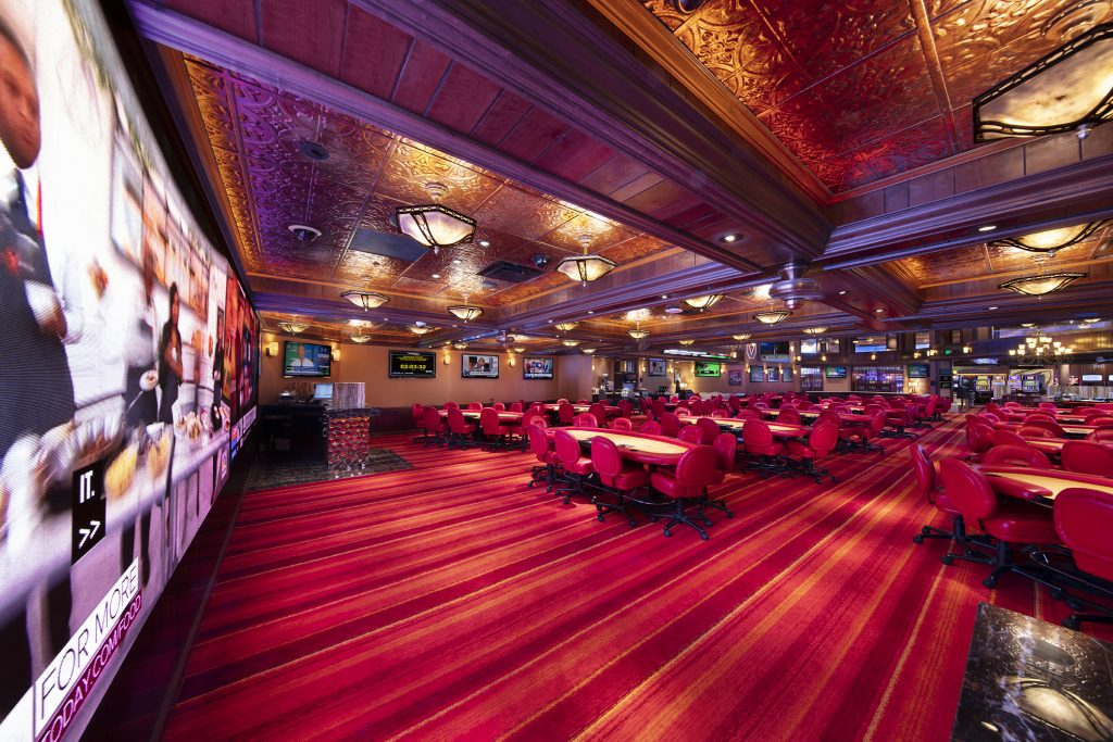 Peppermill Poker Room
