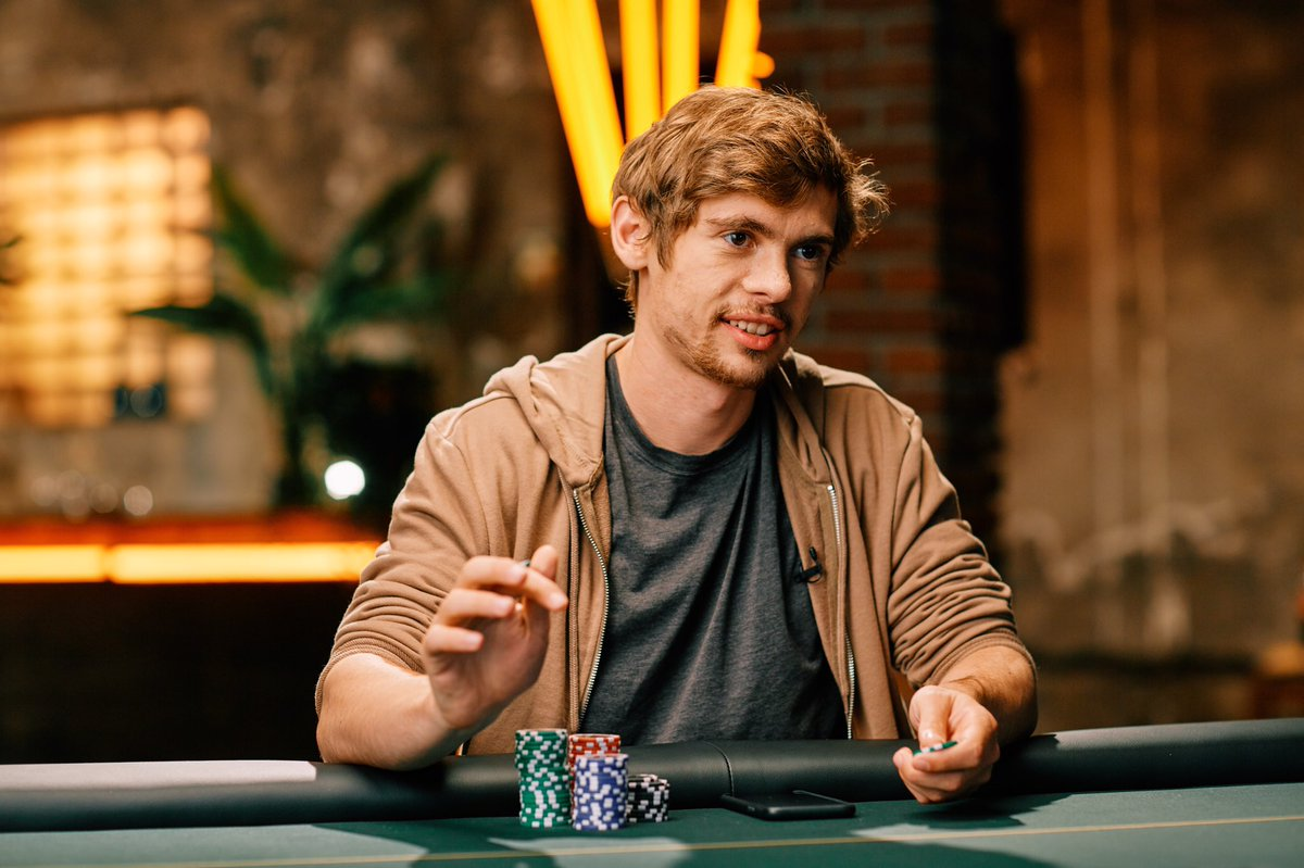 high roller tournament pro Fedor Holz
