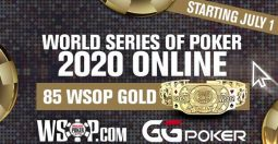 GGPoker WSOP series poker