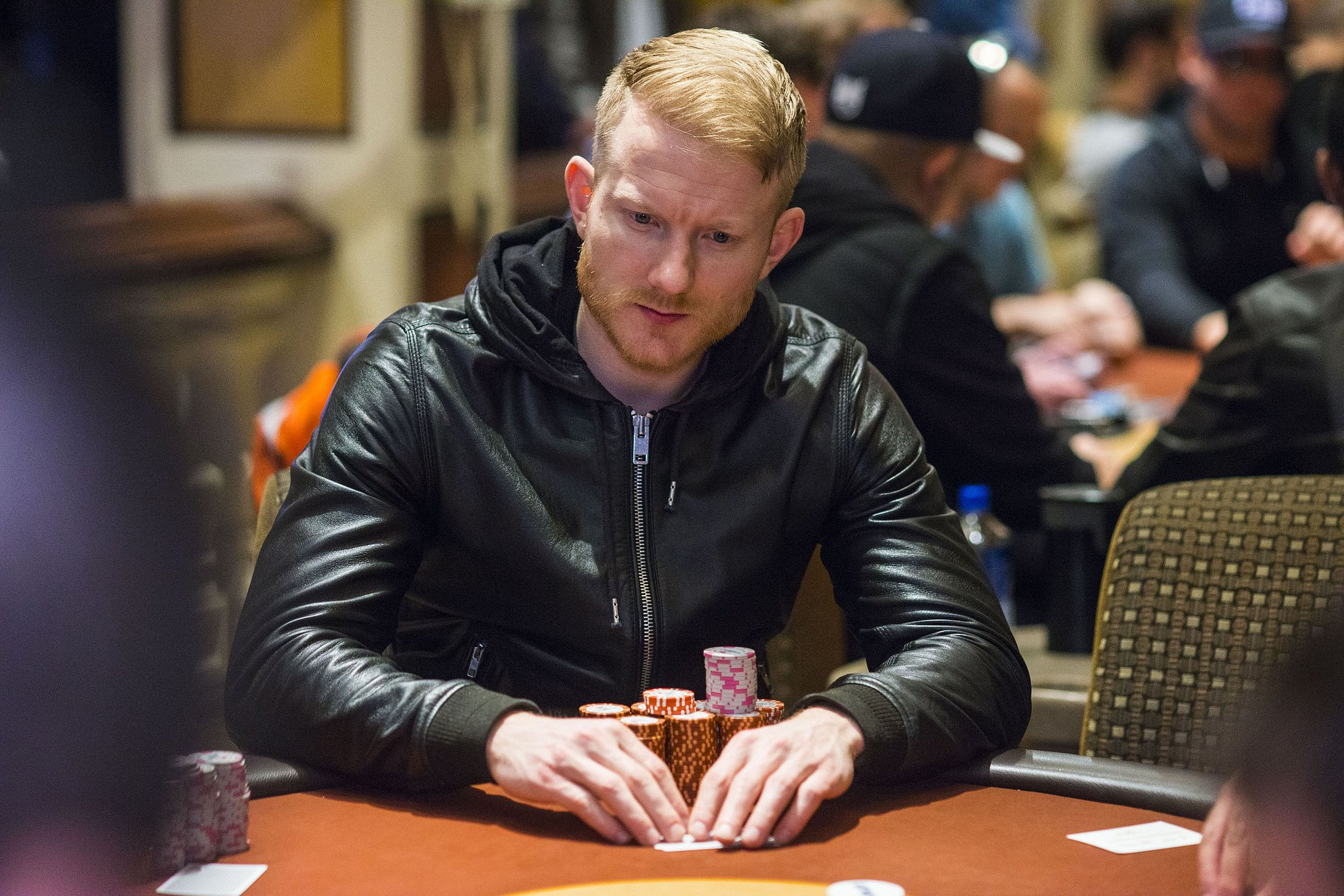 high roller tournament pro Jason Koon