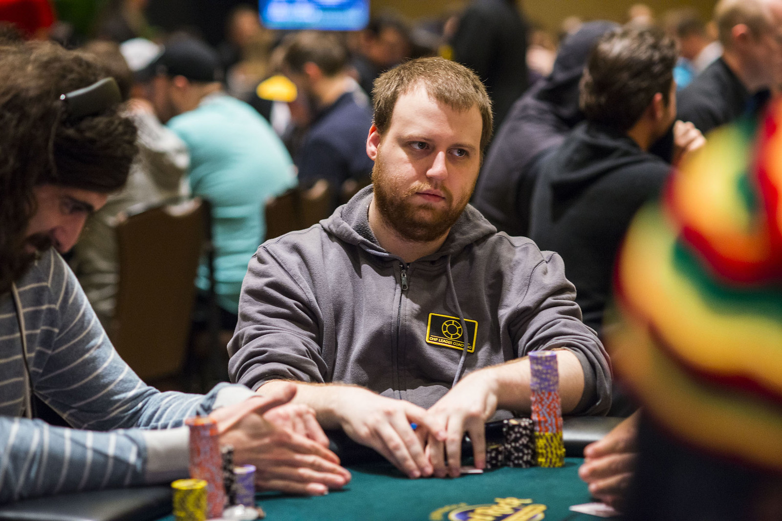 Joe McKeehen WSOP poker