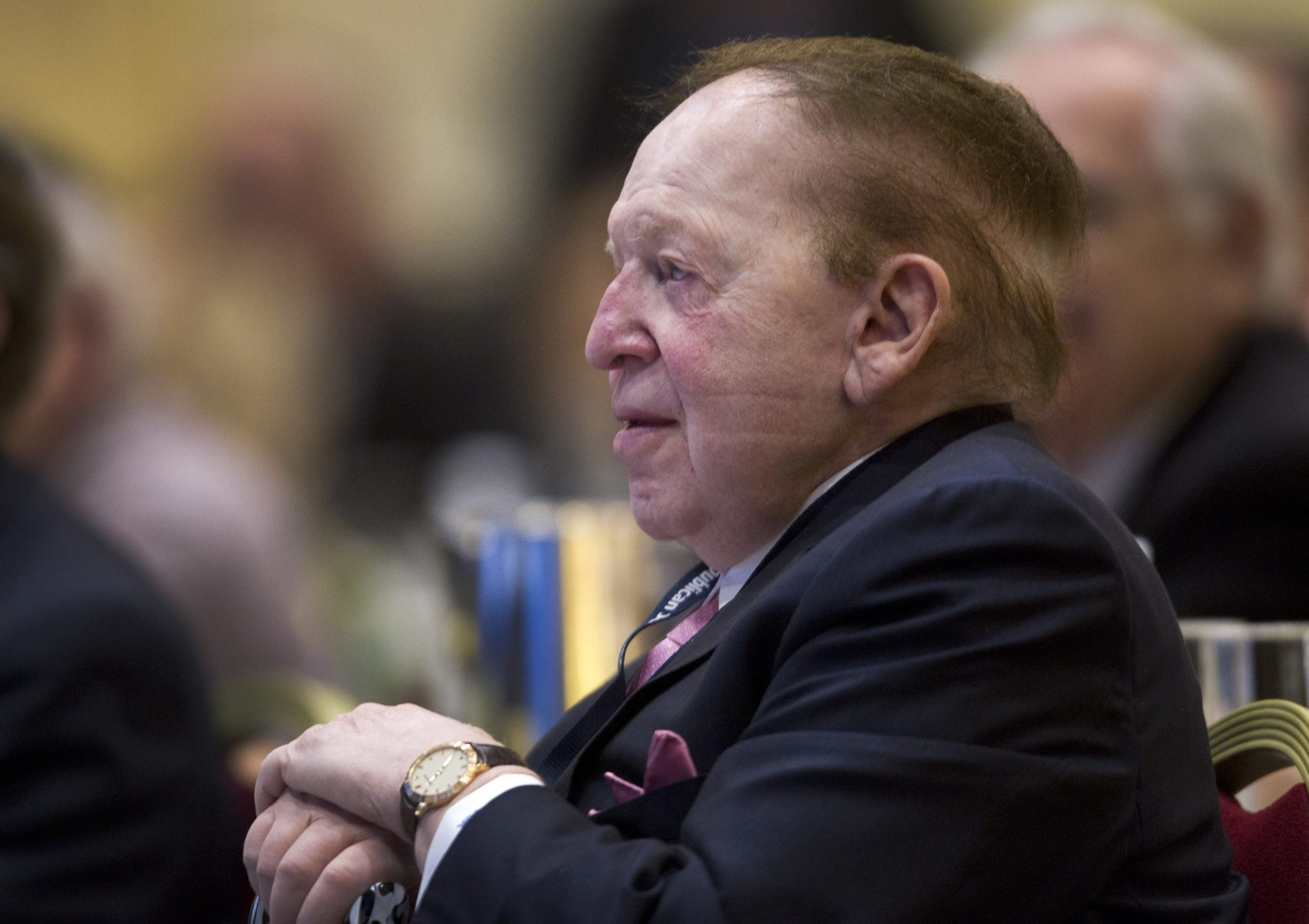 Sheldon Adelson New York Mets