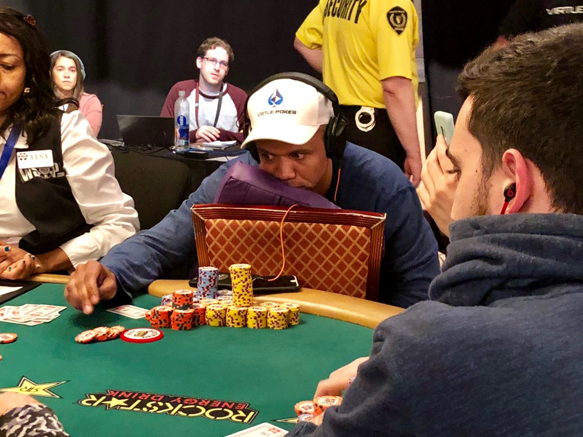 Poker tournament phil ivey