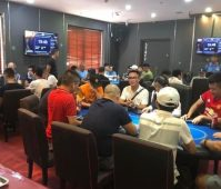 Vietnam poker room