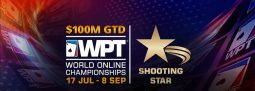Partypoker Shooting Stars for Charity