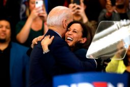 Kamala Harris Joe Biden poker