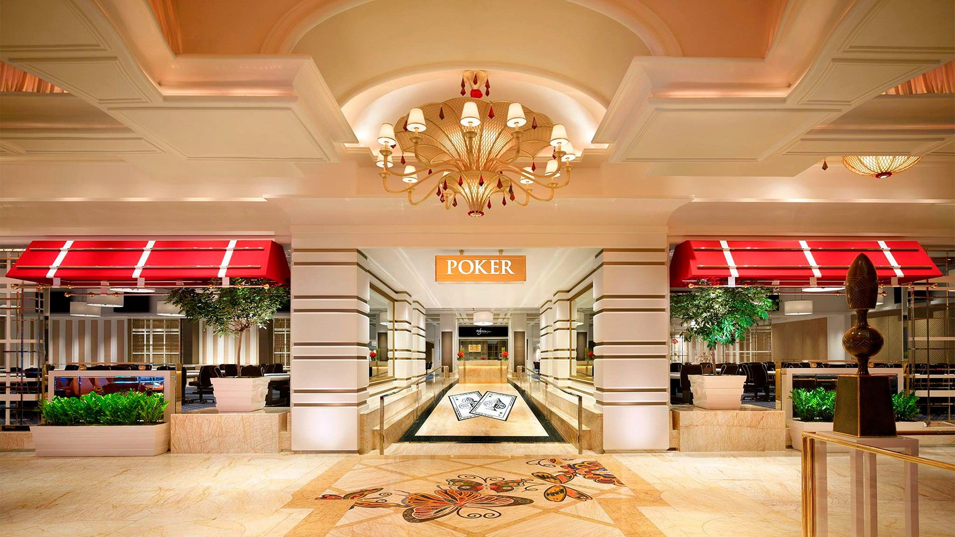 Wynn poker room Vegas