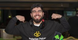 Andre Marques WCOOP winner