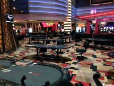 Planet hollywood poker room