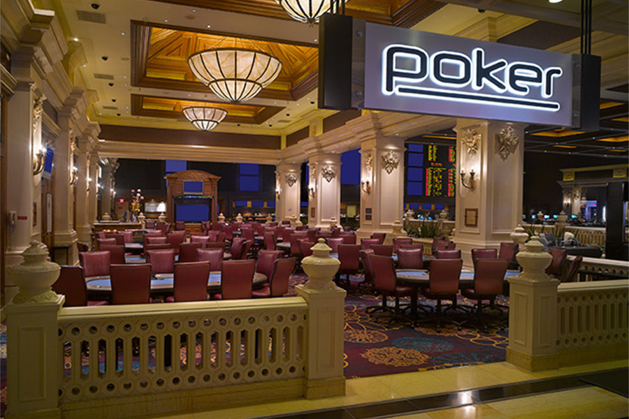 Mandalay Bay Poker Room