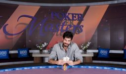 WSOP Main Event Nick Schulman