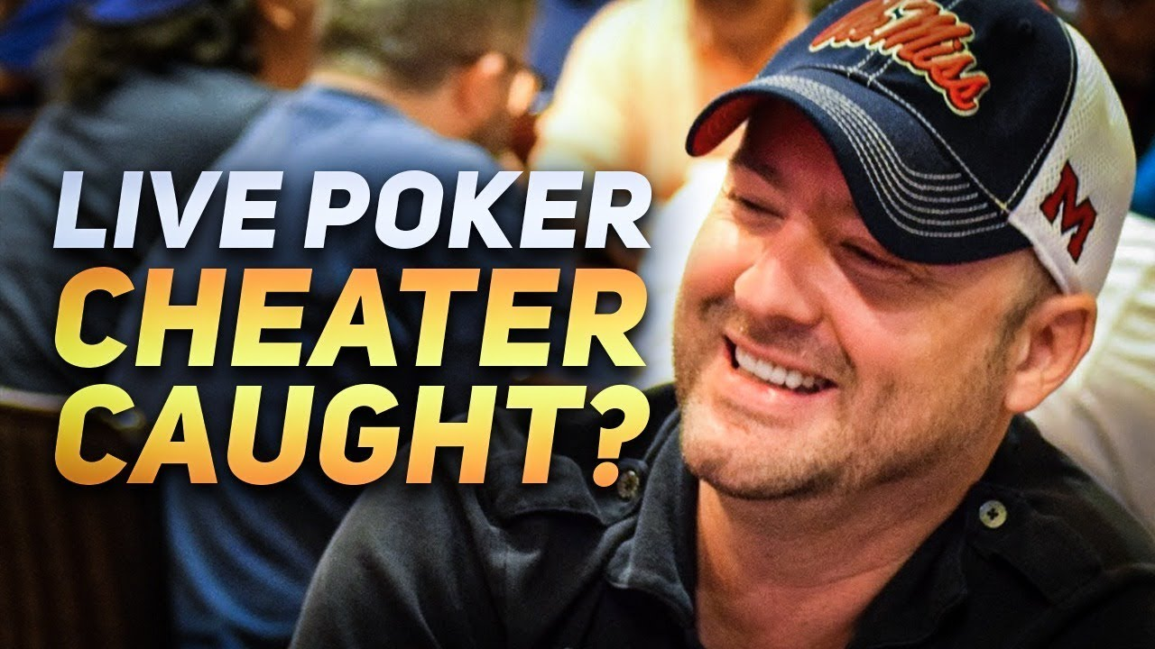 Mike Postle poker cheater
