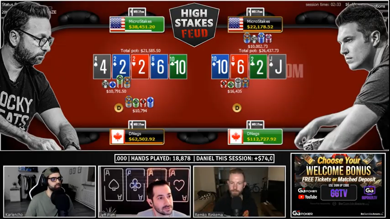 Doug Polk negreanu