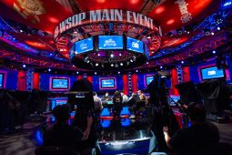 WSOP Main Event poker