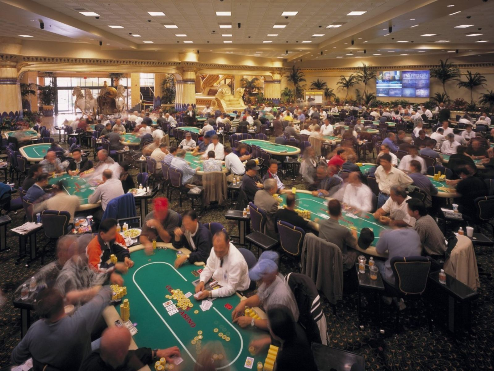 los angeles poker rooms